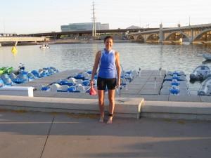 Tempe AZ Triathlon Chiropractor Training